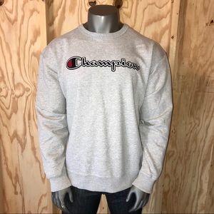NWT! Champion Men's XXL Crewneck Sweatshirt